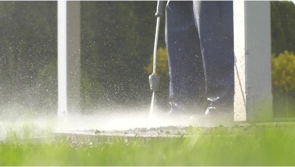 Mr. Dirt Blaster local partner MDB Pressure Washing power washing services 0056