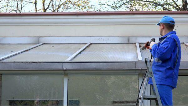 Mr. Dirt Blaster local partner TD Pressure Washing LLC pressure washing roofs 0003