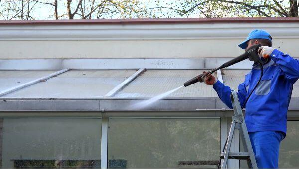 Mr. Dirt Blaster local partner Quality Plus Power Washing LLC pressure washing roofs 0046
