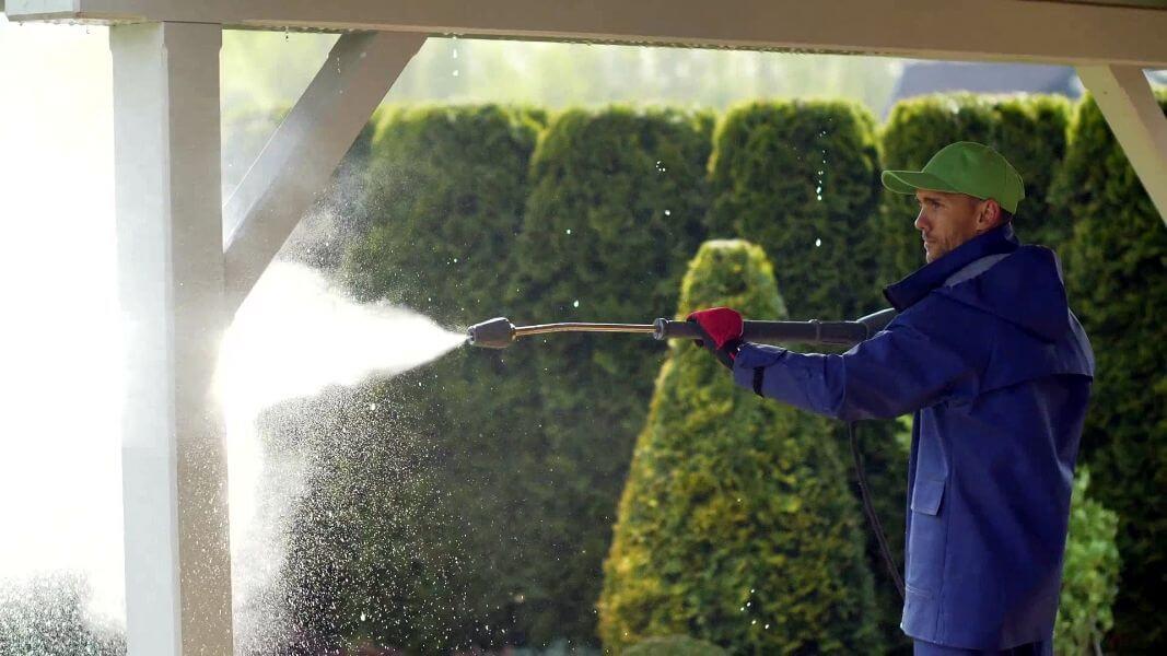Mr. Dirt Blaster local partner Cousin's Power Wash LLC pressure washing services 0040