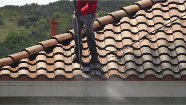 Mr. Dirt Blaster local partner TD Pressure Washing LLC soft washing roofs 0046