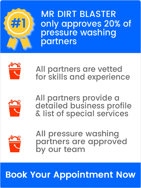 pressure washing partners