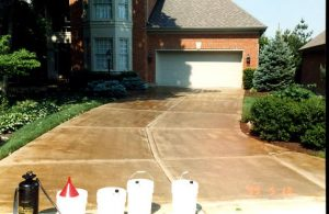 Concrete Sealing Omaha Before And After