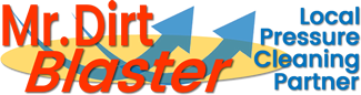 Mr Dirt Blaster Logo