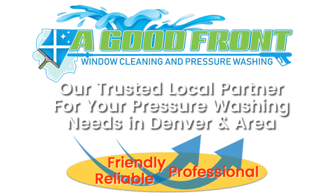 Header image Mr Dirt Blaster -Denver Local Partner A Good Front Pressure Washing