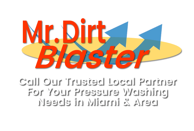 Beautiful House with Clean Exterior Mr Dirt Blaster Pressure Washing Header Image