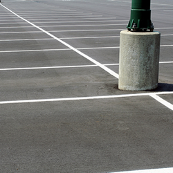 Pressure Washing Parking Lots in the Pensacola area
