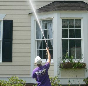 Power Washing Omaha House Before And After